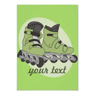 Rollerblade Skates Card