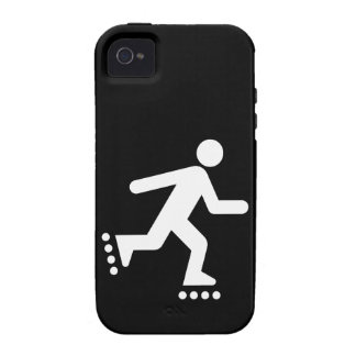 Rollerblade Symbol iPhone 4/4S Covers
