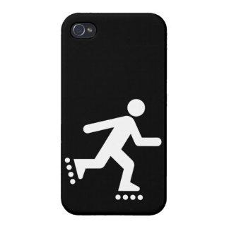 Rollerblade Symbol iPhone 4 Case