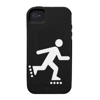 Rollerblade Symbol iPhone 4 Cover