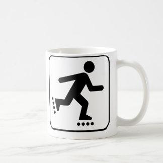 Rollerblade Symbol Mug