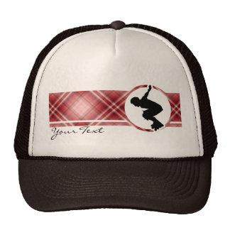 Rollerblading copy trucker hat