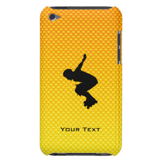 Rollerblading Barely There iPod Fundas