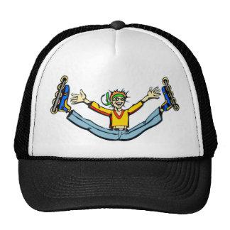 Rollerblading Mesh Hats