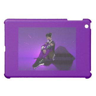 Rollerblading  iPad Case