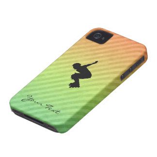 Rollerblading iPhone 4 Covers