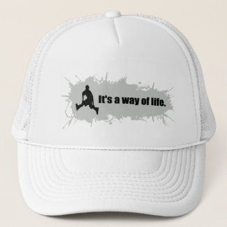 Rollerblading is a Way of Life Trucker Hat
