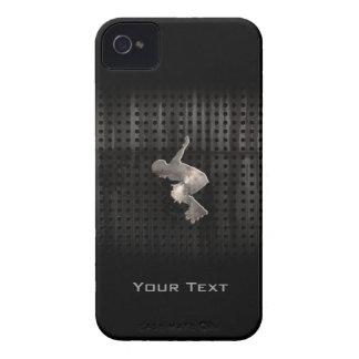 Rollerblading Negro fresco Case-Mate iPhone 4 Cárcasas