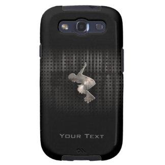 Rollerblading; Negro fresco Samsung Galaxy S3 Cobertura