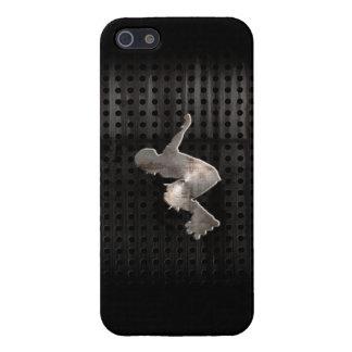 Rollerblading Negro fresco iPhone 5 Coberturas
