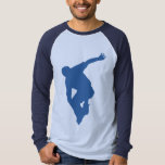 Rollerblading Silhouette T-shirt