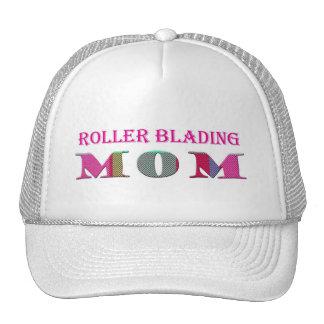 RollerBladingMom Gorras
