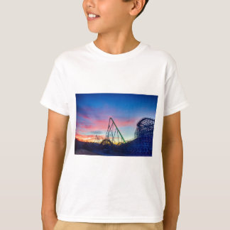 rollercoaster amusement ride T-Shirt