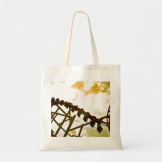 Rollercoaster Tote Bag