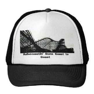 Rollercoaster Hat