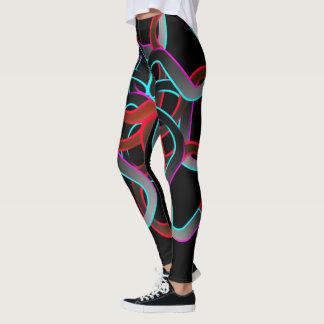 rollercoaster leggings
