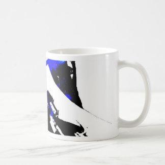 ROLLERCOASTER MULTICOLOUR COFFEE MUG