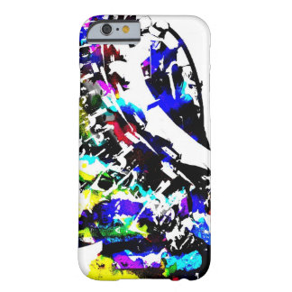ROLLERCOASTER MULTICOLOUR iPhone 6 CASE