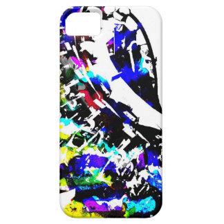 ROLLERCOASTER MULTICOLOUR iPhone SE/5/5s CASE