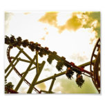 Rollercoaster Photo Print