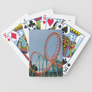 Rollercoaster Playing Cards