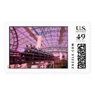 Rollercoaster Postage