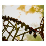 Rollercoaster Posters