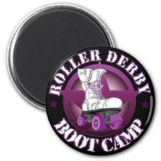 RollerDerbyBootCamp magnet