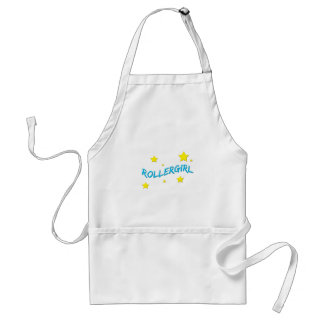 Rollergirl Adult Apron