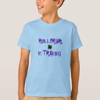 Rollergirl in training T-Shirt