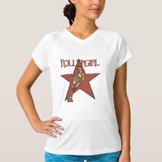 Rollergirl jammer T-Shirt