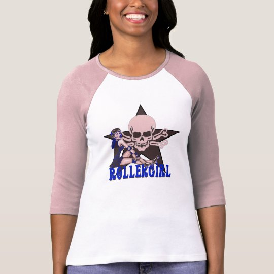 rollergirl T-Shirt
