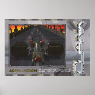 RollerPatrol (grande) Poster