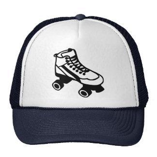Rollerskate Trucker Hat