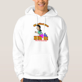 Rollerskaters Hooded Pullover