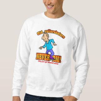 Rollerskaters Pullover Sweatshirts