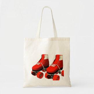 Rollerskates Budget Tote Bag