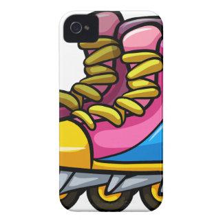 Rollerskates Case-Mate iPhone 4 Case