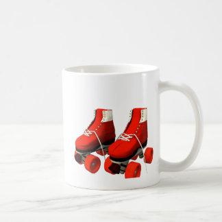 Rollerskates Classic White Coffee Mug