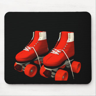 Rollerskates Mouse Pad