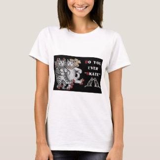 Rollerskating Cats T-Shirt