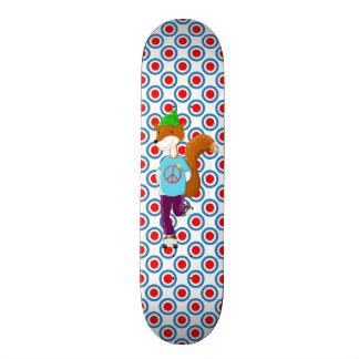 Rollerskating Fox Skate Board Decks