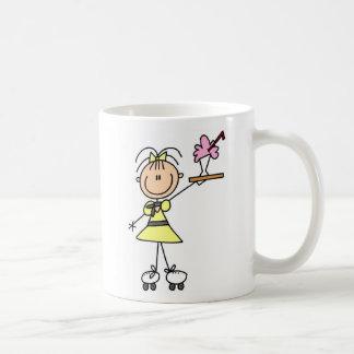 Rollerskating Waitress  Coffee Mug