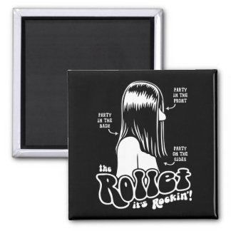 Rollet 2 Inch Square Magnet