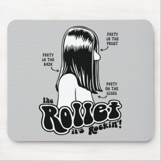 Rollet Mouse Pad