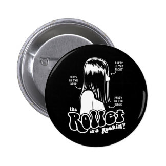 Rollet Pinback Button