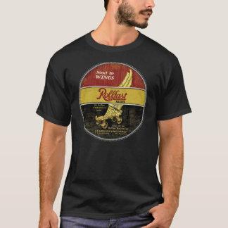 Rollfast roller skate sign T-Shirt