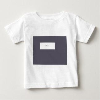 rollie poley.jpg baby T-Shirt