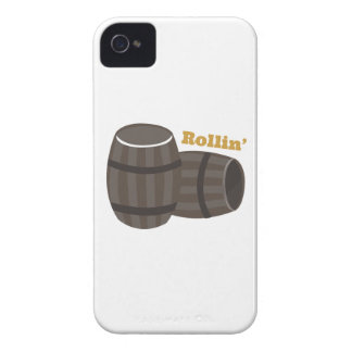 Rollin iPhone 4 Covers