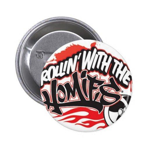 Rollin' con el Homies® Pins